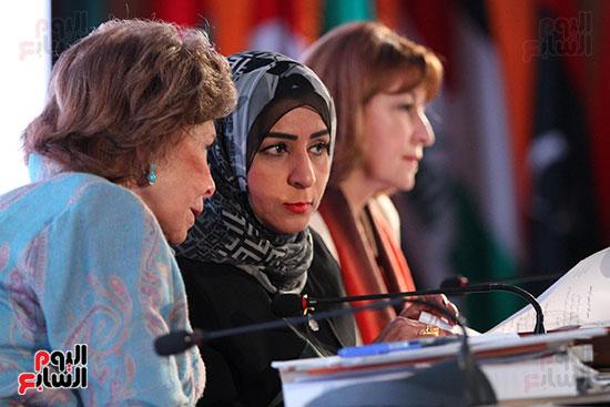 صور الاجتماع الثامن للمجلس الاعلى لمنظمه المرأه العربيه (22)