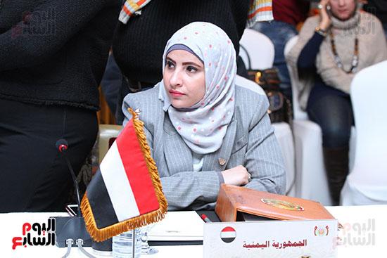 صور الاجتماع الثامن للمجلس الاعلى لمنظمه المرأه العربيه (11)