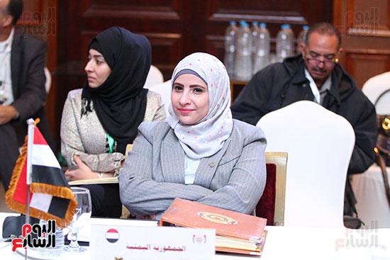 صور الاجتماع الثامن للمجلس الاعلى لمنظمه المرأه العربيه (19)