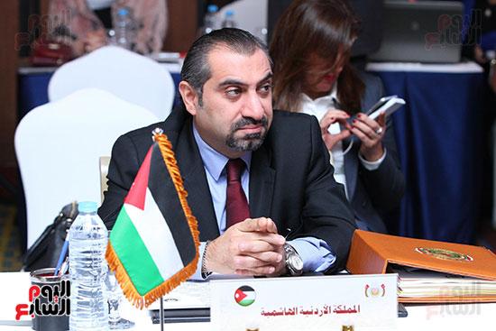 صور الاجتماع الثامن للمجلس الاعلى لمنظمه المرأه العربيه (7)