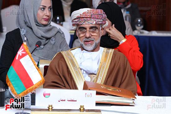 صور الاجتماع الثامن للمجلس الاعلى لمنظمه المرأه العربيه (5)