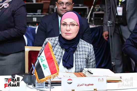 صور الاجتماع الثامن للمجلس الاعلى لمنظمه المرأه العربيه (8)