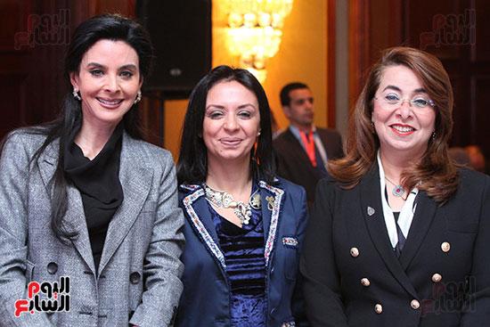صور الاجتماع الثامن للمجلس الاعلى لمنظمه المرأه العربيه (1)