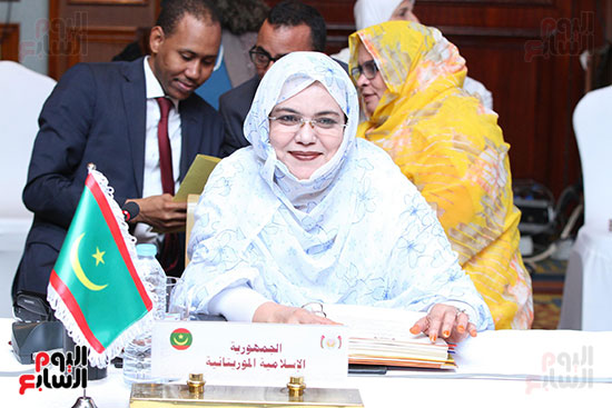 صور الاجتماع الثامن للمجلس الاعلى لمنظمه المرأه العربيه (12)