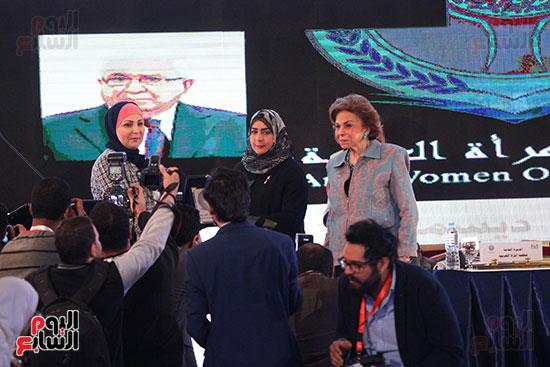 صور الاجتماع الثامن للمجلس الاعلى لمنظمه المرأه العربيه (24)
