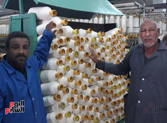 مصنع غزل قنا (8)