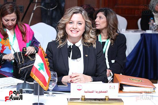 صور الاجتماع الثامن للمجلس الاعلى لمنظمه المرأه العربيه (13)