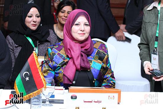 صور الاجتماع الثامن للمجلس الاعلى لمنظمه المرأه العربيه (10)