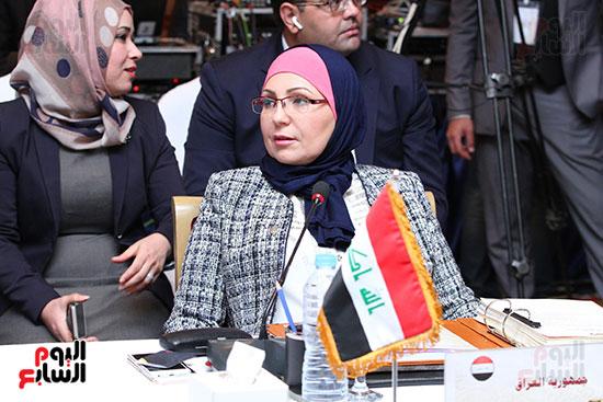 صور الاجتماع الثامن للمجلس الاعلى لمنظمه المرأه العربيه (3)