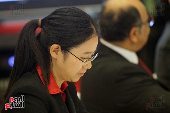 صور الصالون الصينى المنعقد فى السفارة تحت عنوان ذكرياتى مع الصين (30)