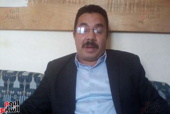 احمد حميده مدير المتحف الاتونى