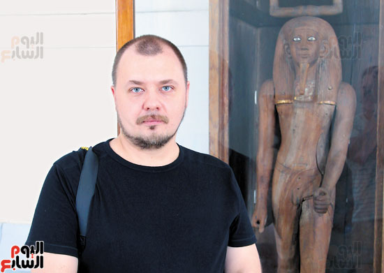 عالم مصريات روسى (2)