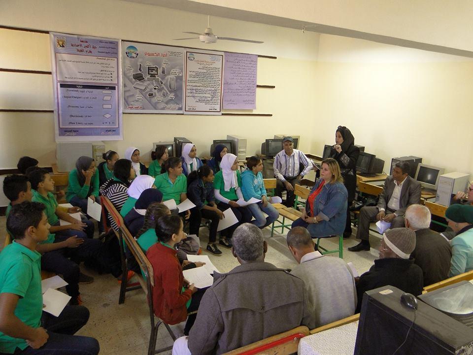 أدباء مصر يكتشف مواهب جنوب سيناء (6)
