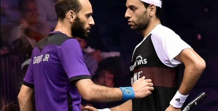 محمد وشقيقه مروان