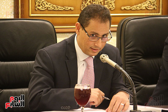 صور لجنة الشئون الاقتصادية بمجلس النواب (4)