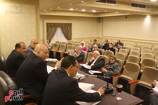 صور لجنة الشئون الاقتصادية بمجلس النواب (8)