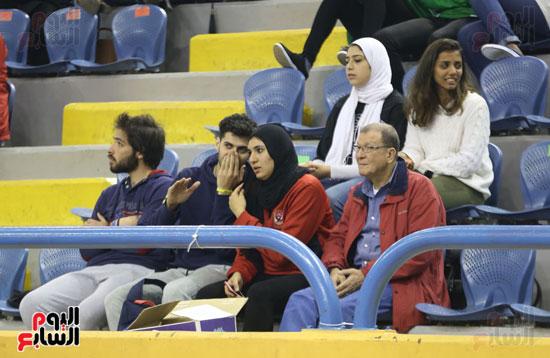 افتتاح البطولة العربية لأندية سيدات الطائرة (44)