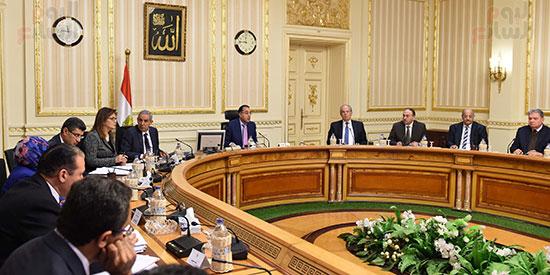 صور مصطفى مدبولى   (1رئيس الوزراء يرأس اجتماعا لمتابعة مشروعات التنمية فى الصعيد) (4)