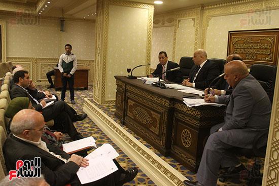 صور لجنة الشئون الاقتصادية بمجلس النواب (13)