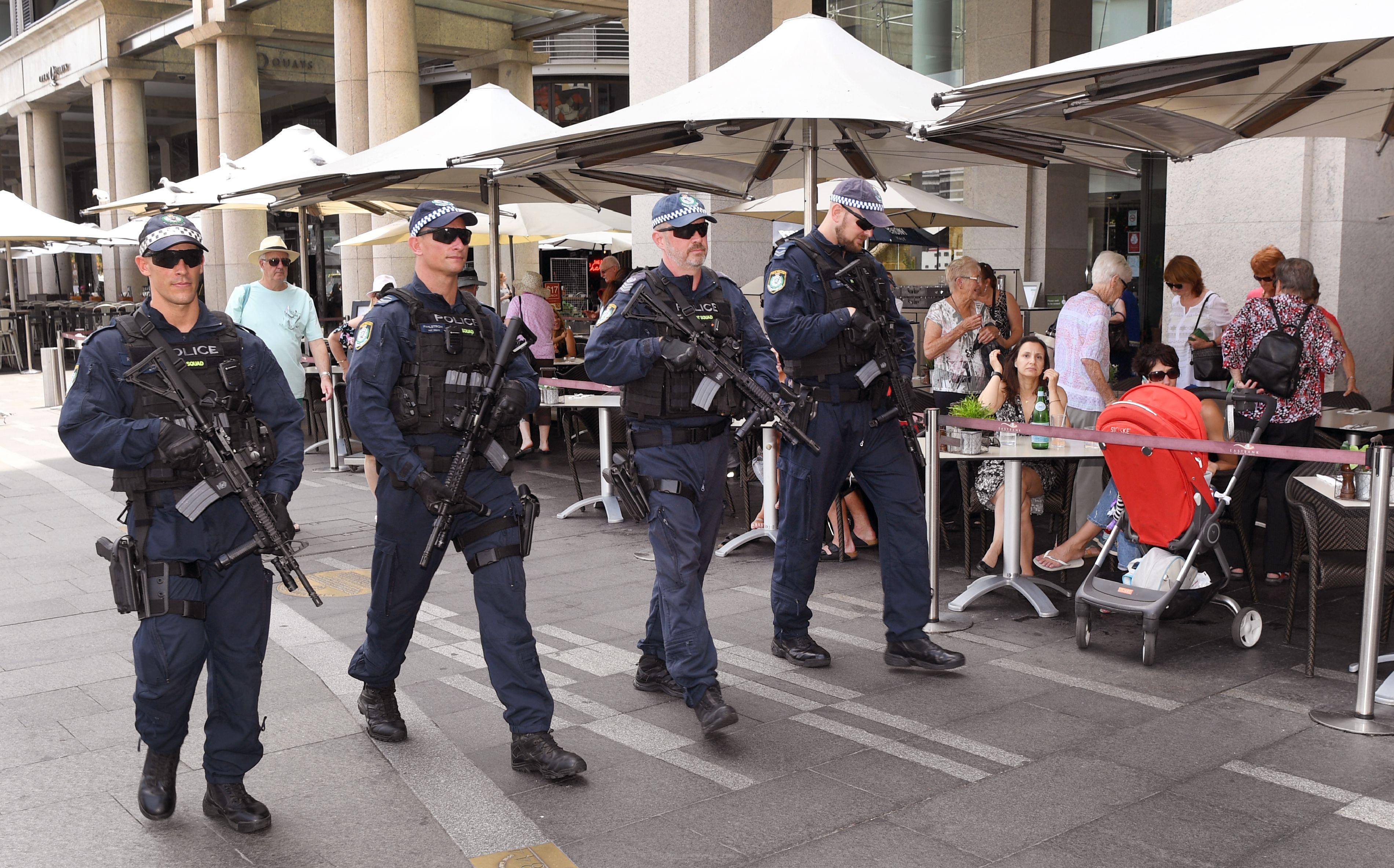 قوات أستراليا