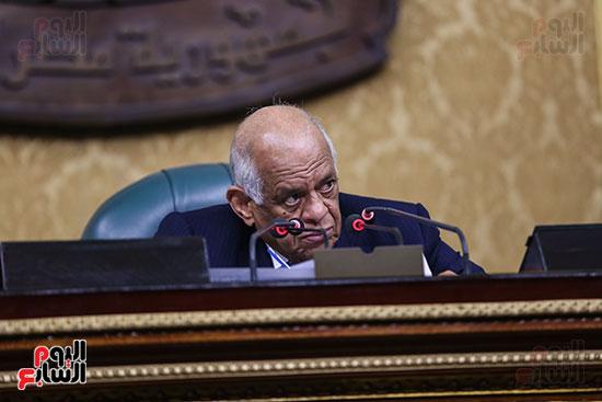 صور الجلسة العامة للبرلمان (8)