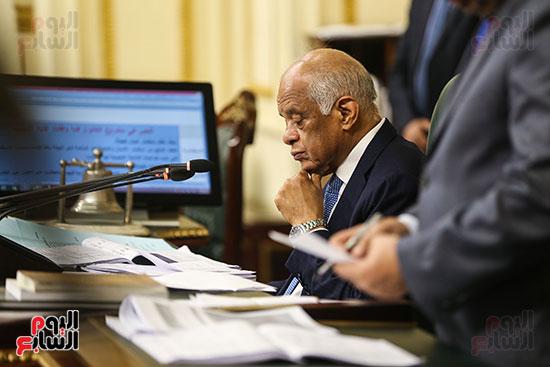 صور الجلسة العامة للبرلمان (22)