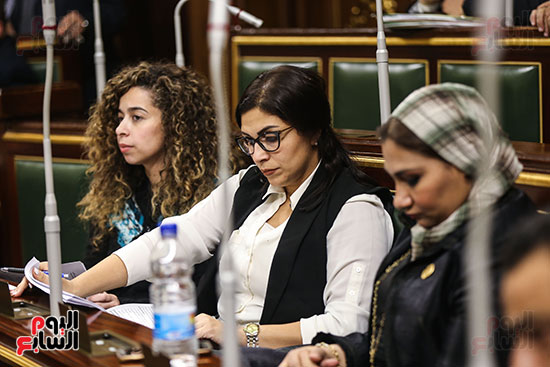 صور الجلسة العامة للبرلمان (15)