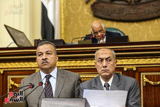 صور الجلسة العامة للبرلمان (7)