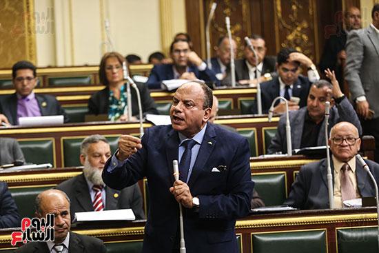 صور الجلسة العامة للبرلمان (9)