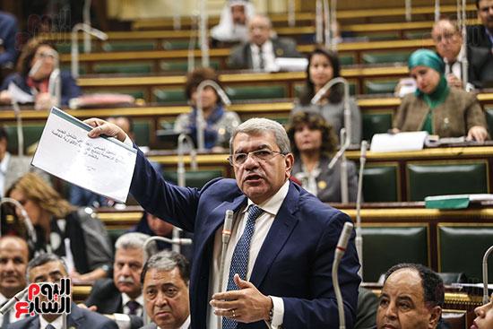 صور الجلسة العامة للبرلمان (17)