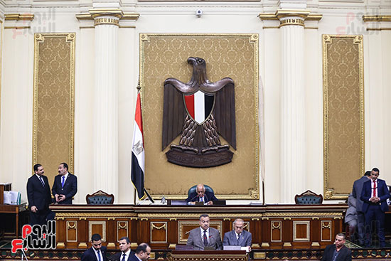 صور الجلسة العامة للبرلمان (14)