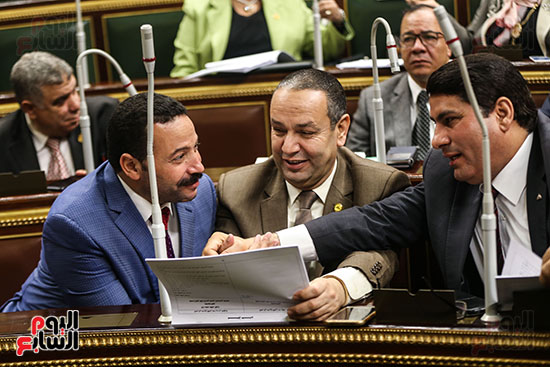 صور الجلسة العامة للبرلمان (10)