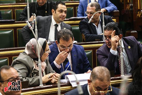 صور الجلسة العامة للبرلمان (3)