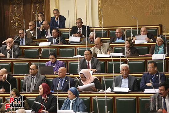 صور الجلسة العامة للبرلمان (19)
