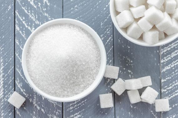 السكر الابيض