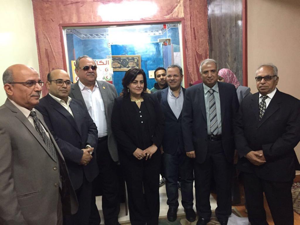 نائب وزير الزراعة فى زيارة لأسوان  (2)