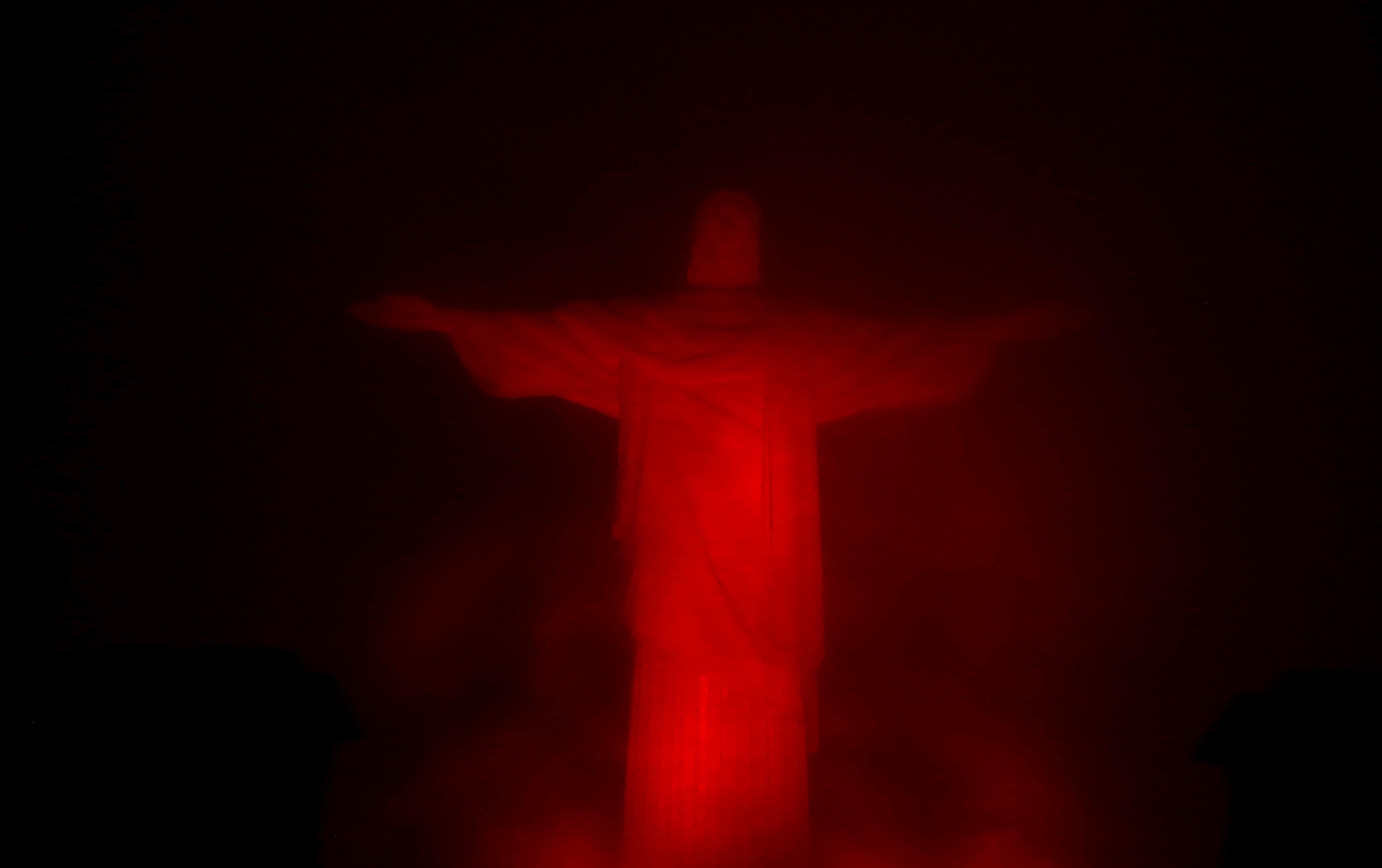 تمثال المسيح فى البرازيل