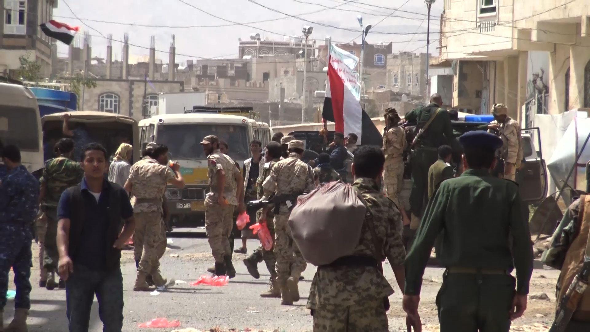 حشد الحوثيين