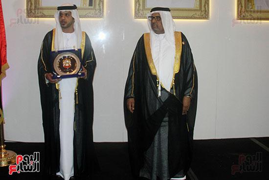 صورة سفارة أبو ظبى بالقاهرة تحتفل بالعيد الوطنى الإماراتى (3)