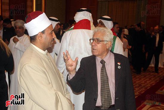 صورة سفارة أبو ظبى بالقاهرة تحتفل بالعيد الوطنى الإماراتى (11)