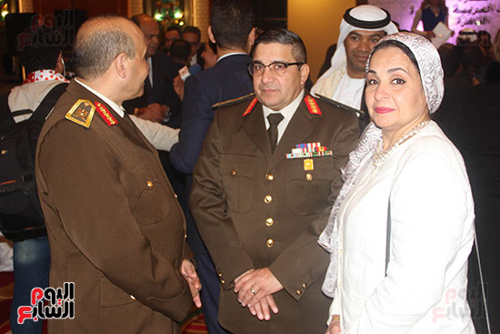 صورة سفارة أبو ظبى بالقاهرة تحتفل بالعيد الوطنى الإماراتى (26)