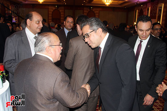 صورة سفارة أبو ظبى بالقاهرة تحتفل بالعيد الوطنى الإماراتى (1)
