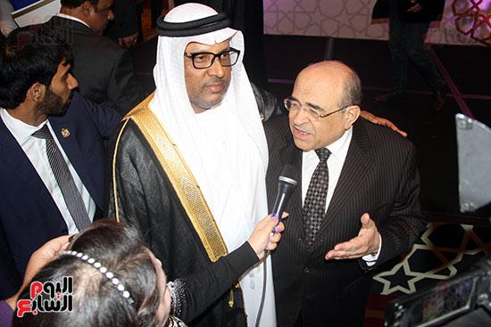 صورة سفارة أبو ظبى بالقاهرة تحتفل بالعيد الوطنى الإماراتى (17)