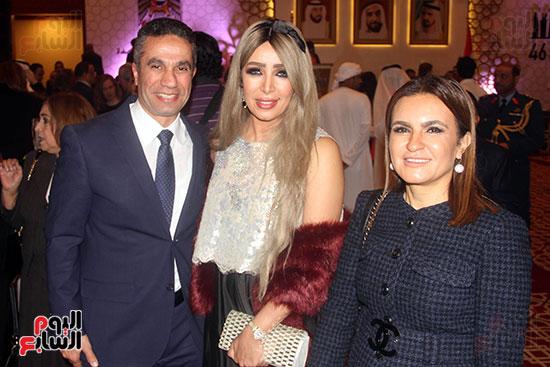 صورة سفارة أبو ظبى بالقاهرة تحتفل بالعيد الوطنى الإماراتى (24)