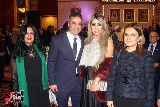صورة سفارة أبو ظبى بالقاهرة تحتفل بالعيد الوطنى الإماراتى (25)