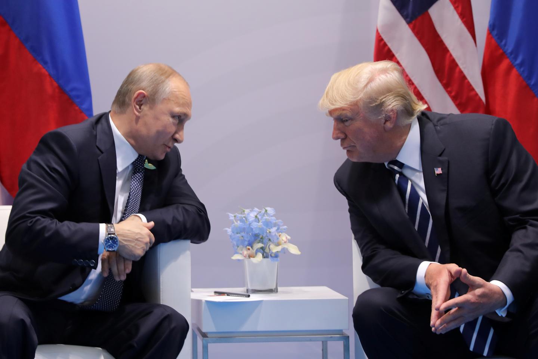 لقاء بوتين وترامب على هامش قمة مجموعة العشرين