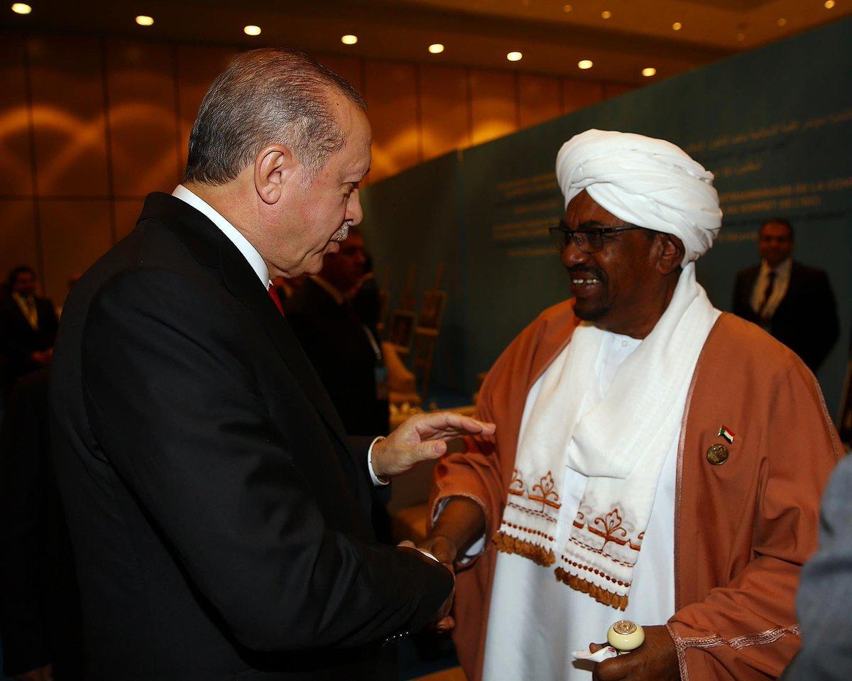 البشير والإخوانى أردوغان