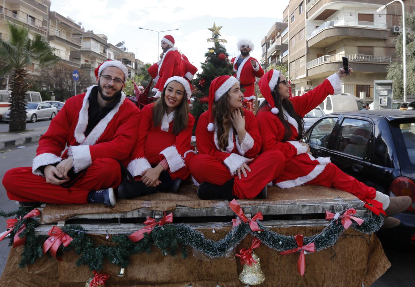 المواطنون السوريون