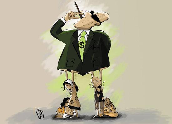 كاريكاتير الفنانة رشا