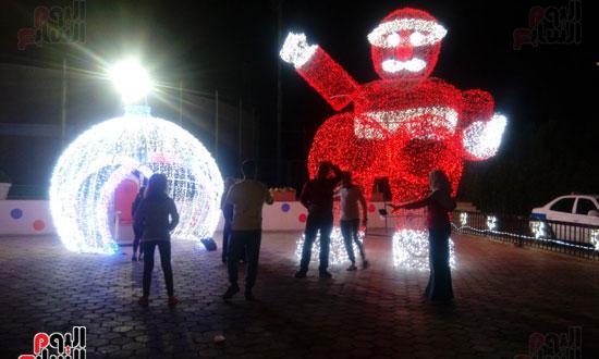 احتفالات الكريسماس ترفع الاشغالات بفنادق الاقصر